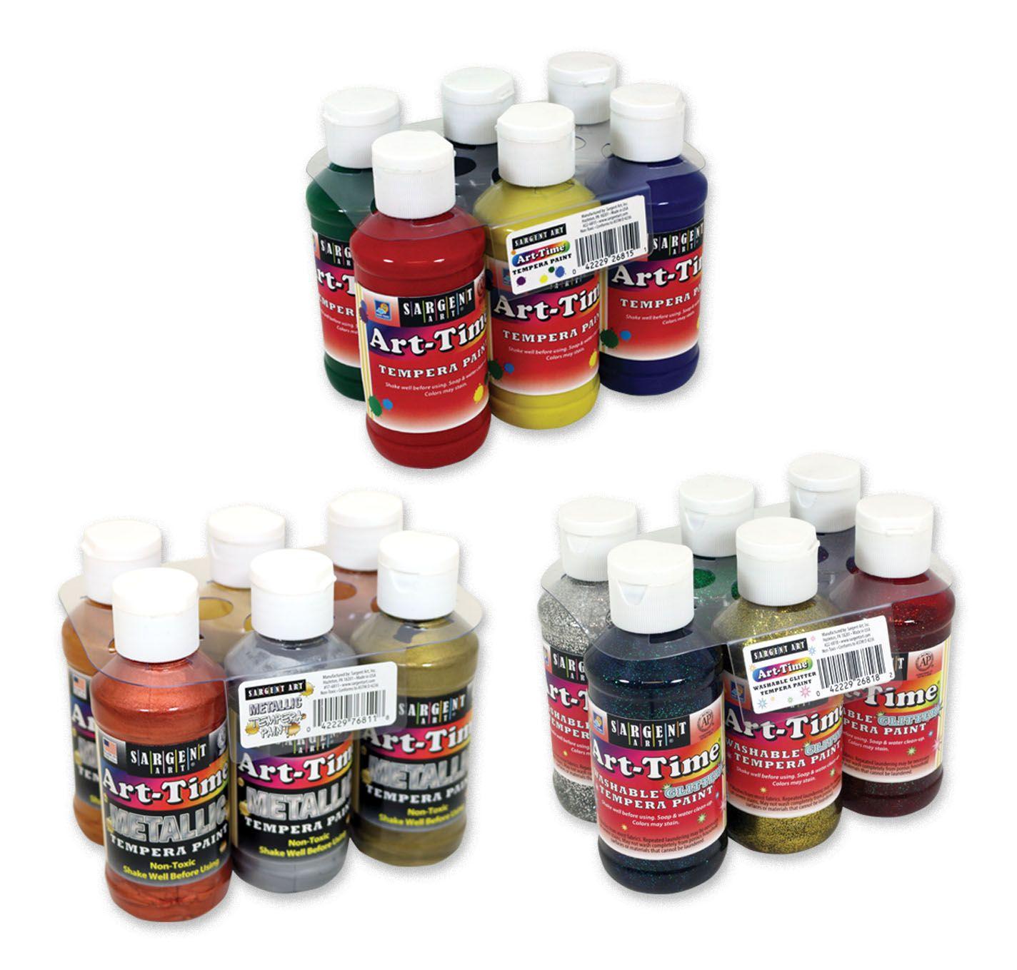 Is Sargent Art Tempera Paint Non Toxic
